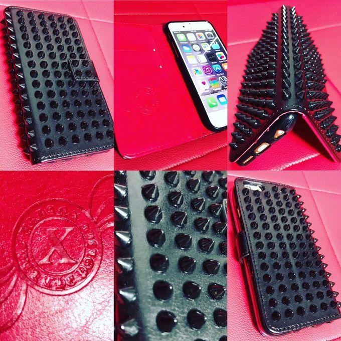 画像1: iPhone6 6s用 カバー
