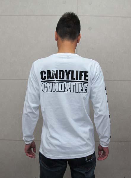 画像2: CANDYLIFE ReverseロンT