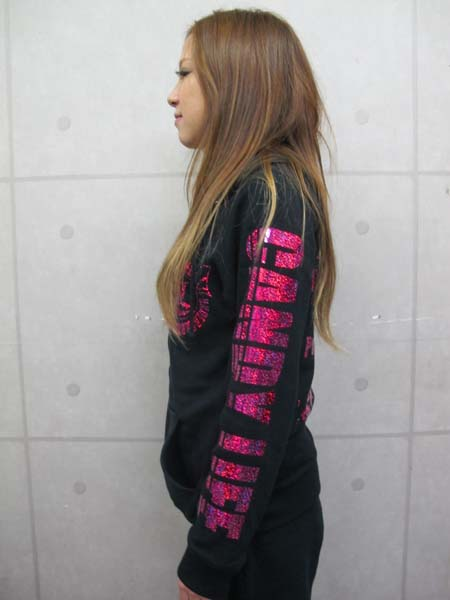 画像3: CANDYLIFE JAPANESEPRIDE ホログラムパーカー(ピンク)
