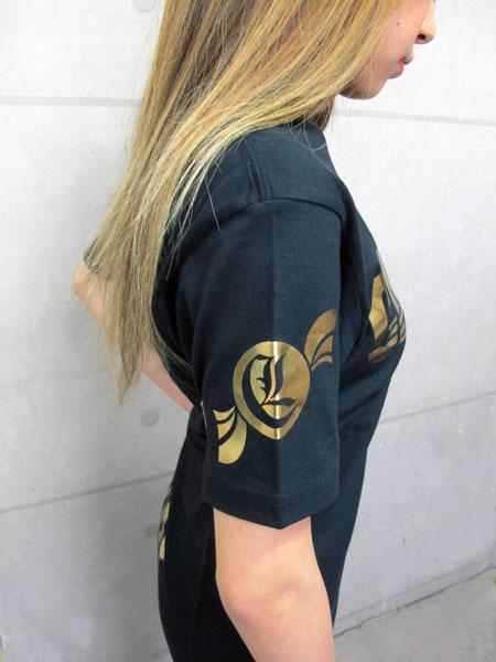 画像3: CANDYLIFE ロゴTシャツ(金)