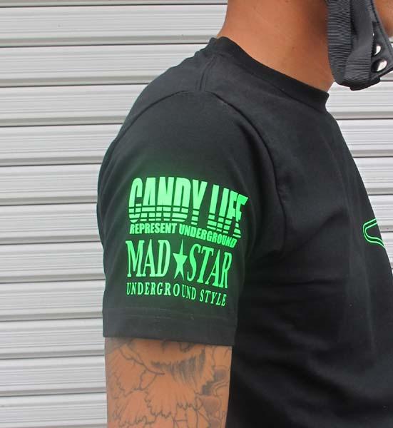 画像3: 2013 Q-1 Tシャツ(緑)