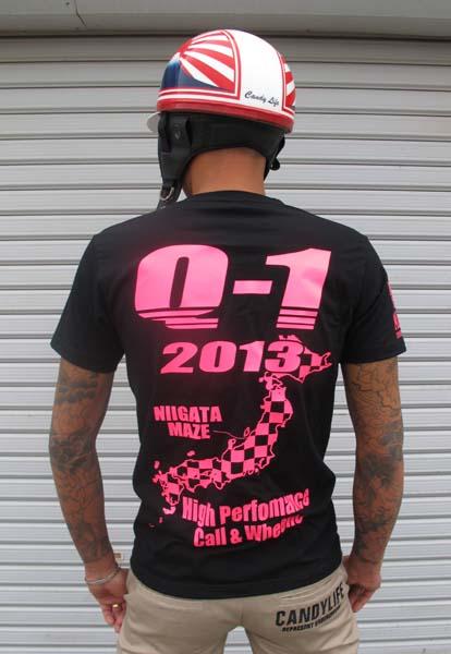 画像2: 2013 Q-1 Tシャツ(ピンク)